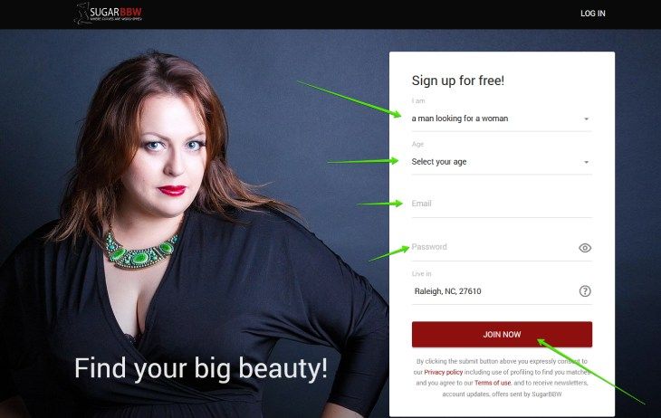 Sugarbbw sign up bbw-dating.org