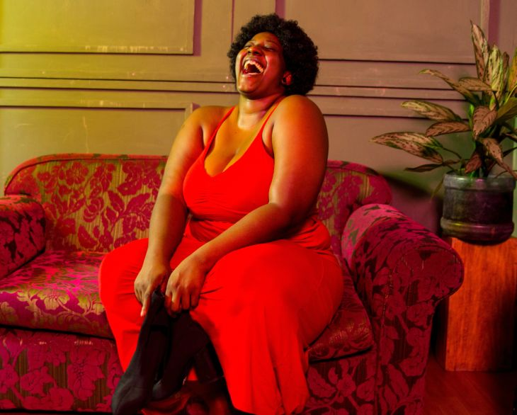 relationship with a plus sized woman