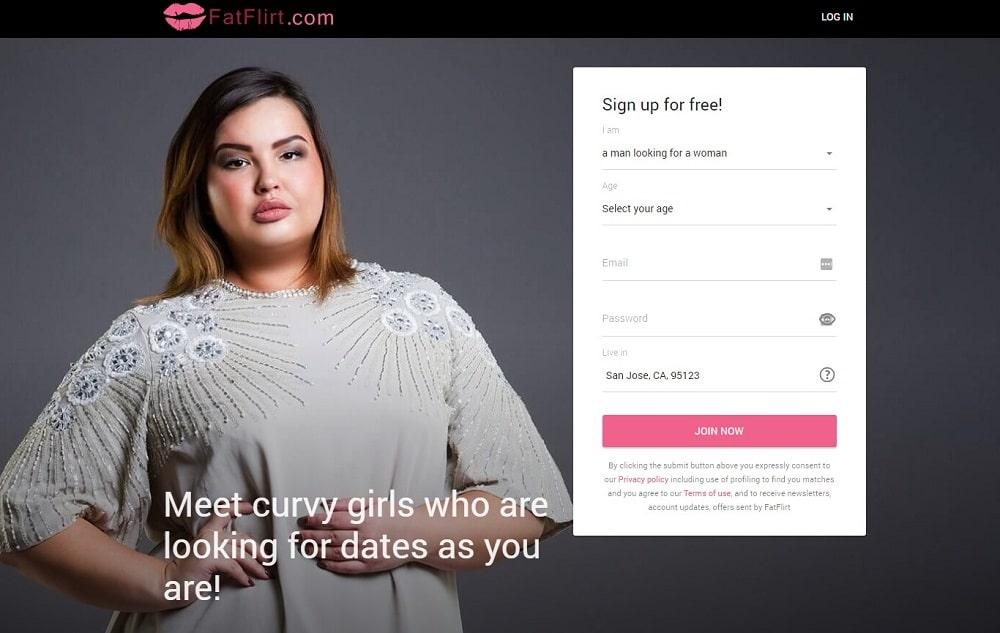 fatflirt sign-up
